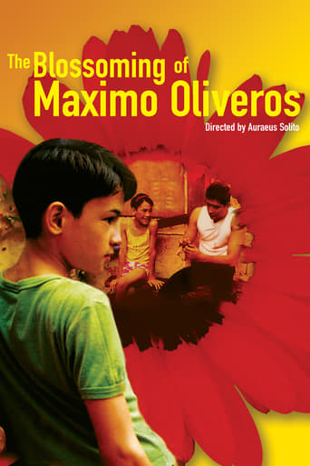 Maximo Oliveros infloreste - The Blossoming of Maximo Oliveros
