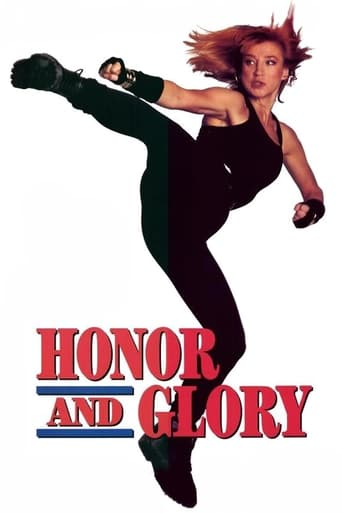 Poster of Honor and Glory