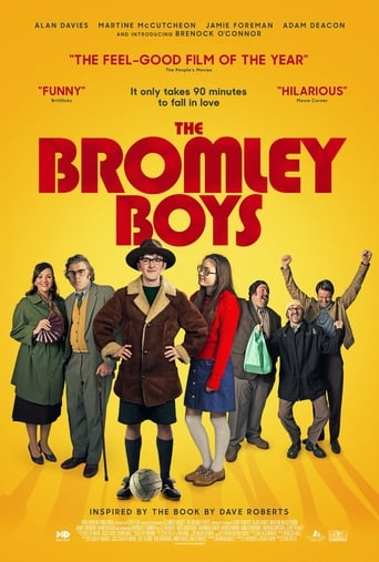 Poster of The Bromley  Boys