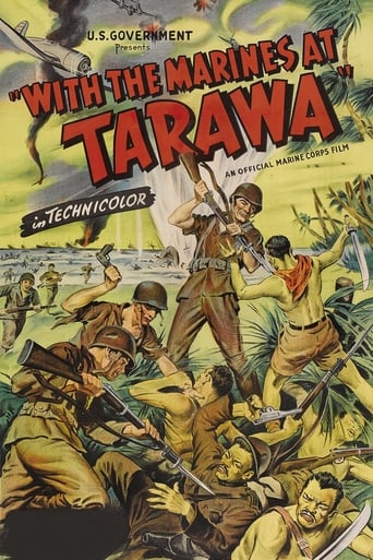 Poster of With the Marines at Tarawa