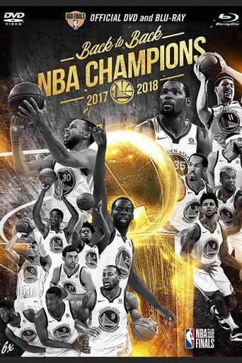 Poster of 2018 NBA Champions: Golden State Warriors