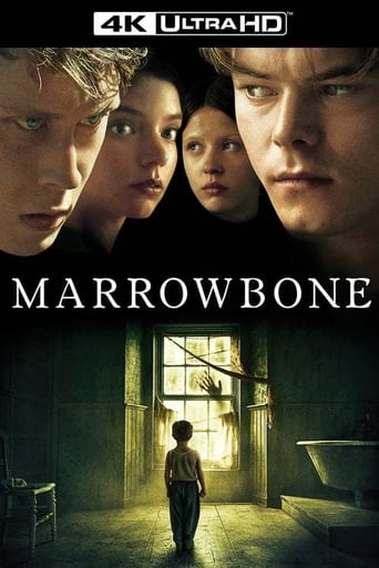 Film Marrowbone - 4K [HDR]