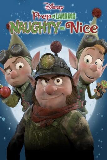 Poster of Prep & Landing: Naughty vs. Nice