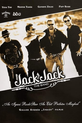 Watch Jack Jack - The real rockstar dies on the first band practice 2008 full online free