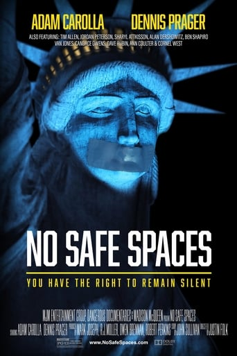 Poster of No Safe Spaces