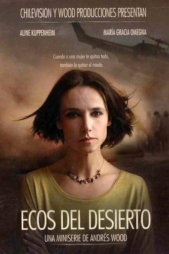 Poster of Ecos del desierto