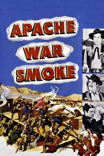 Poster of Apache War Smoke