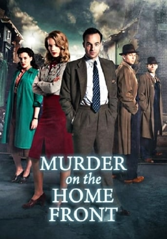 Poster of Murder on the Home Front