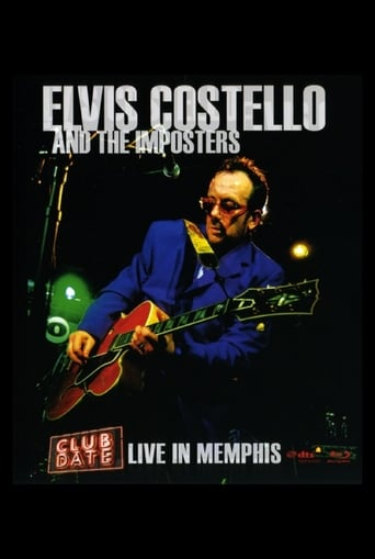 Poster of Elvis Costello & The Imposters: Club Date - Live in Memphis