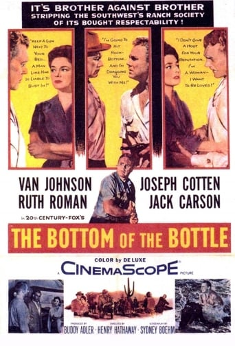 Poster of The Bottom of the Bottle