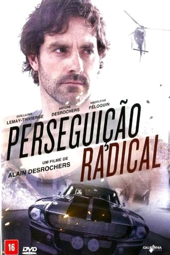Perseguição Radical - Poster