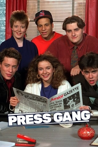 Poster of Press Gang