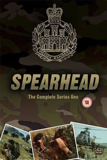 Poster of Spearhead