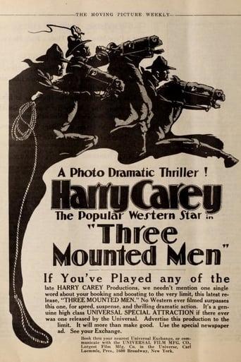 Poster of Three Mounted Men