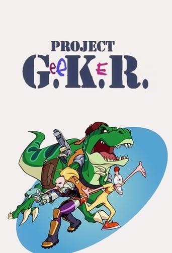 Poster of Project G.e.e.K.e.R.