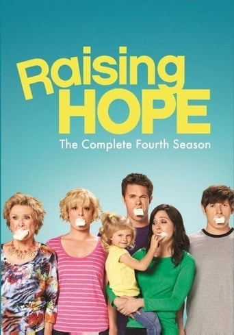 Mažylė Houp / Raising Hope (2013) 4 Sezonas