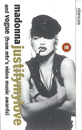 Poster of Madonna: Justify My Love