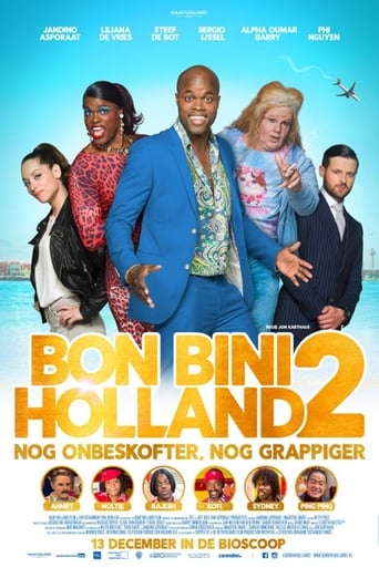 Poster for Bon Bini Holland 2