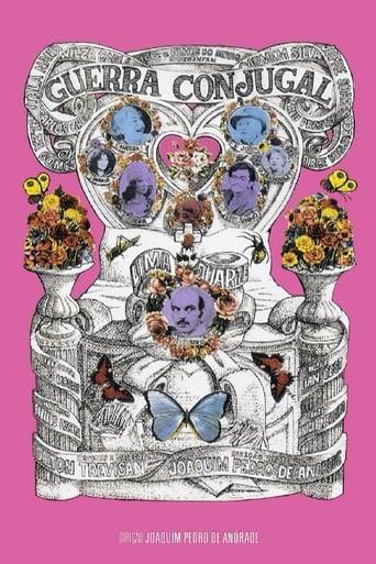 Poster of Conjugal Warfare