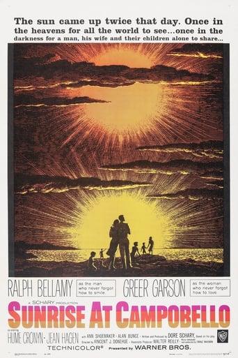 Watch Sunrise at Campobello Free Movie Online