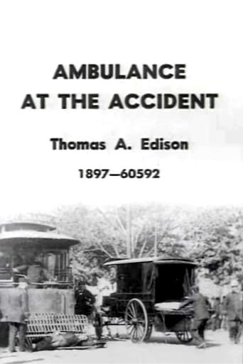 Poster of Ambulance at the Accident