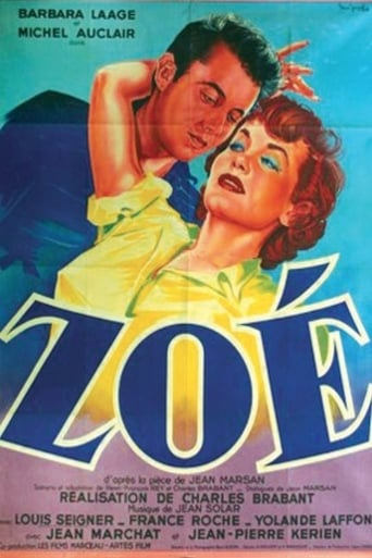 Poster of Zoé