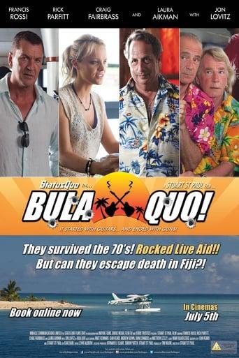 Poster of Bula Quo!