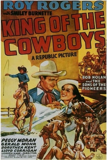 poster of King of the Cowboys