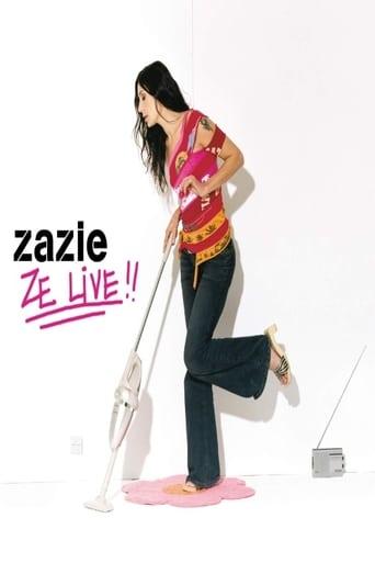 Zazie : Ze Live