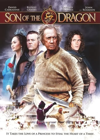 Poster of Son of the Dragon