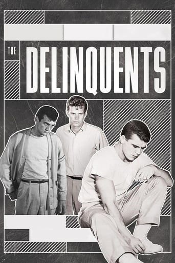 Poster of The Delinquents fragman