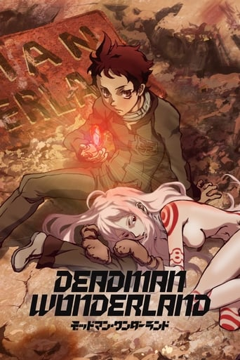 Poster of Deadman Wonderland
