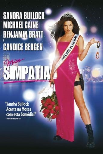 Miss Simpatia - Poster