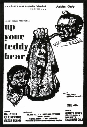Poster of Up Your Teddy Bear