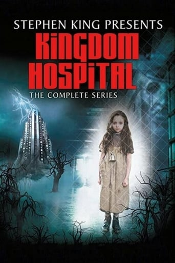 Poster of Stephen King's Kingdom Hospital