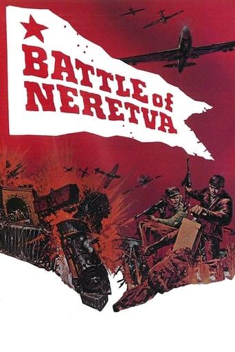 Poster of The Battle of Neretva