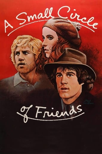 Poster of A Small Circle of Friends