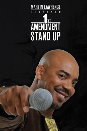 Poster of Martin Lawrence Presents 1st Amendment Stand-Up