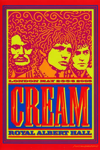 Poster of Cream - Live At Royal Albert Hall