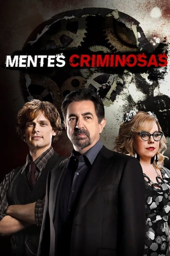 Mentes Criminosas 14ª Temporada - Poster