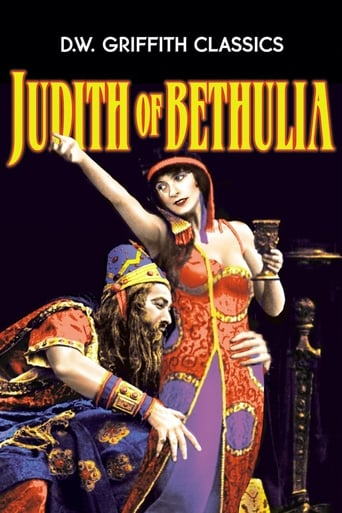 Poster of Judith of Bethulia
