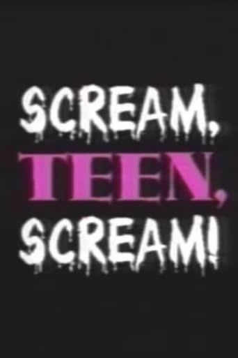 Poster of Scream, Teen, Scream!