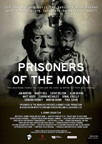 Poster of Prisoners of the Moon