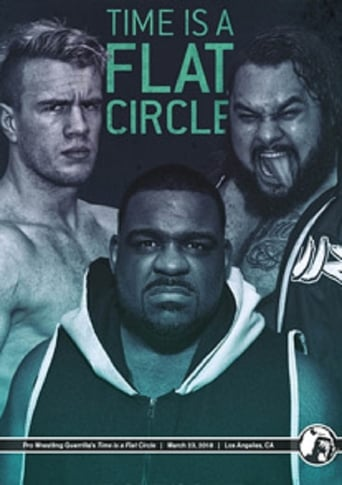 Poster of PWG: Time is a Flat Circle