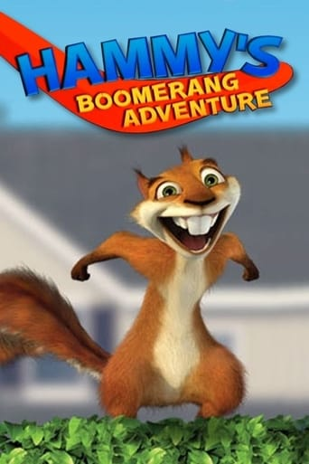 poster of Hammy's Boomerang Adventure