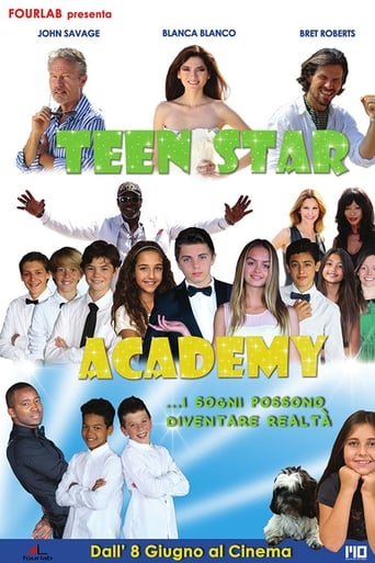 Poster of Teen Star Academy