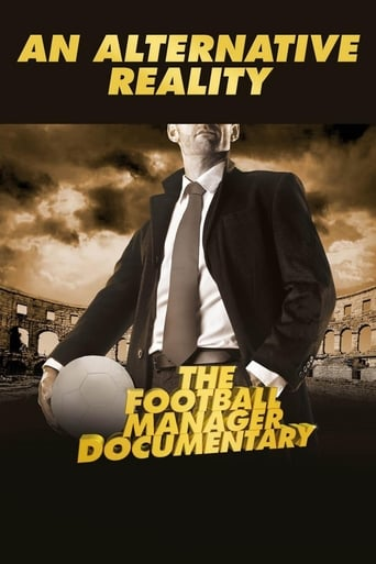 An Alternative Reality: The Football Manager Documentary (2014) - poster
