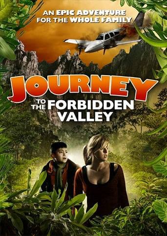 Poster of Journey to the Forbidden Valley