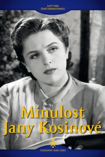 Watch Minulost Jany Kosinové Free Movie Online