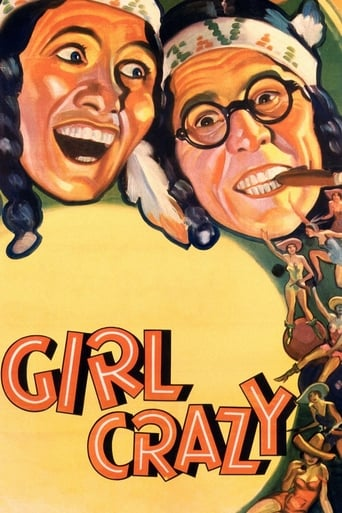 Poster of Girl Crazy